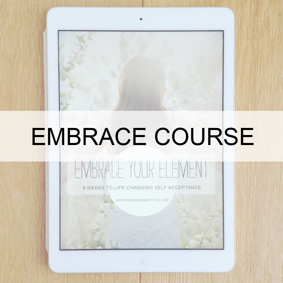 embrace your element coaching course