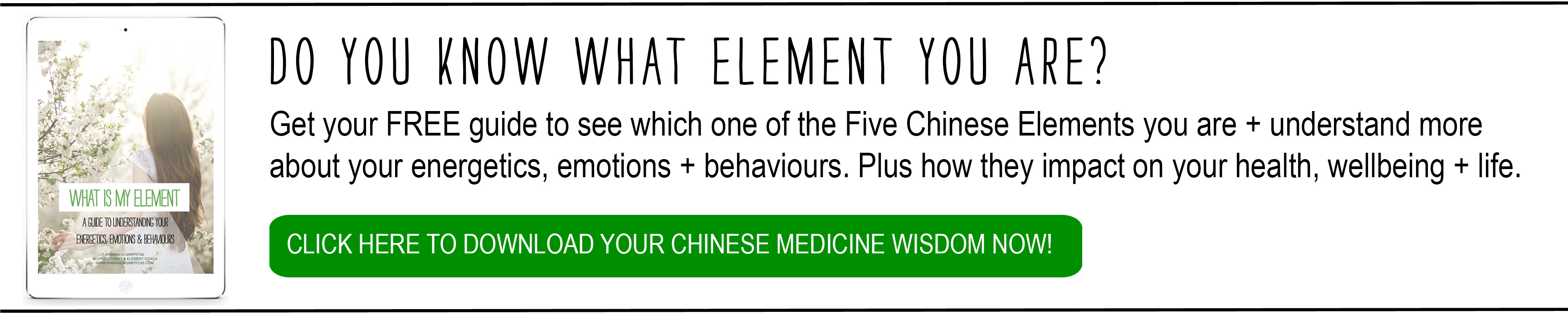 Free Five Element Ebook CF