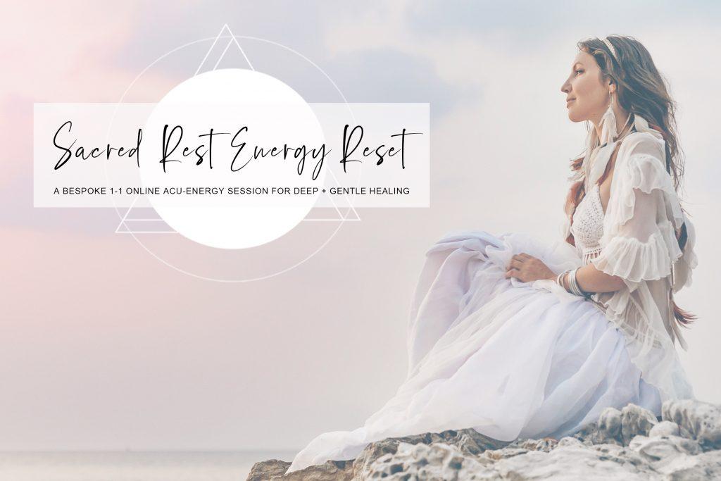 Sacred Rest Energy Reset